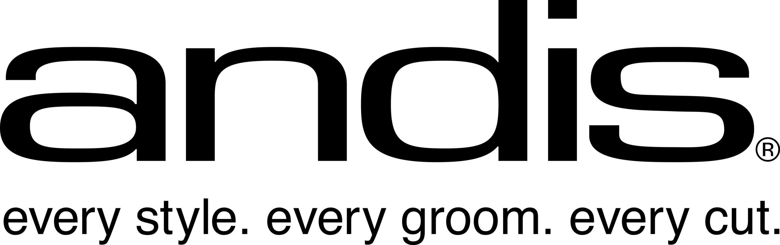 andis logo cheveux professionnels