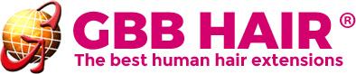 Logo global best beauty extensions de cheveux