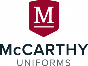 mccarthy uniforms logo
