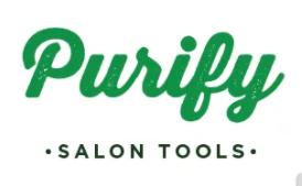 Purify Salon Tools Logo