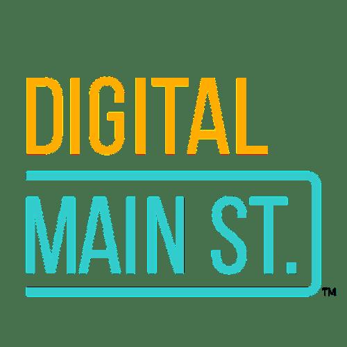 digital main st. logo