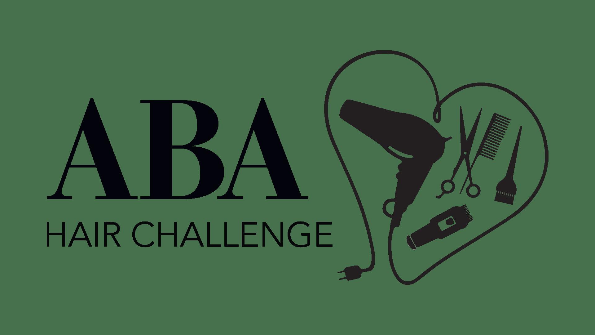 aba hair challenge logo